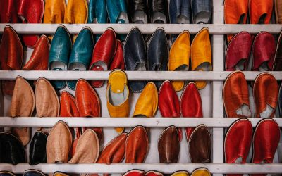 Rugs and slippers and perfume — oh my! Shopping in Morocco