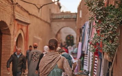 Moroccan medinas: how to lose yourself without getting lost