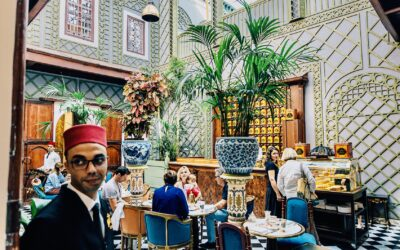 Where to Get a Taste of France in Marrakech