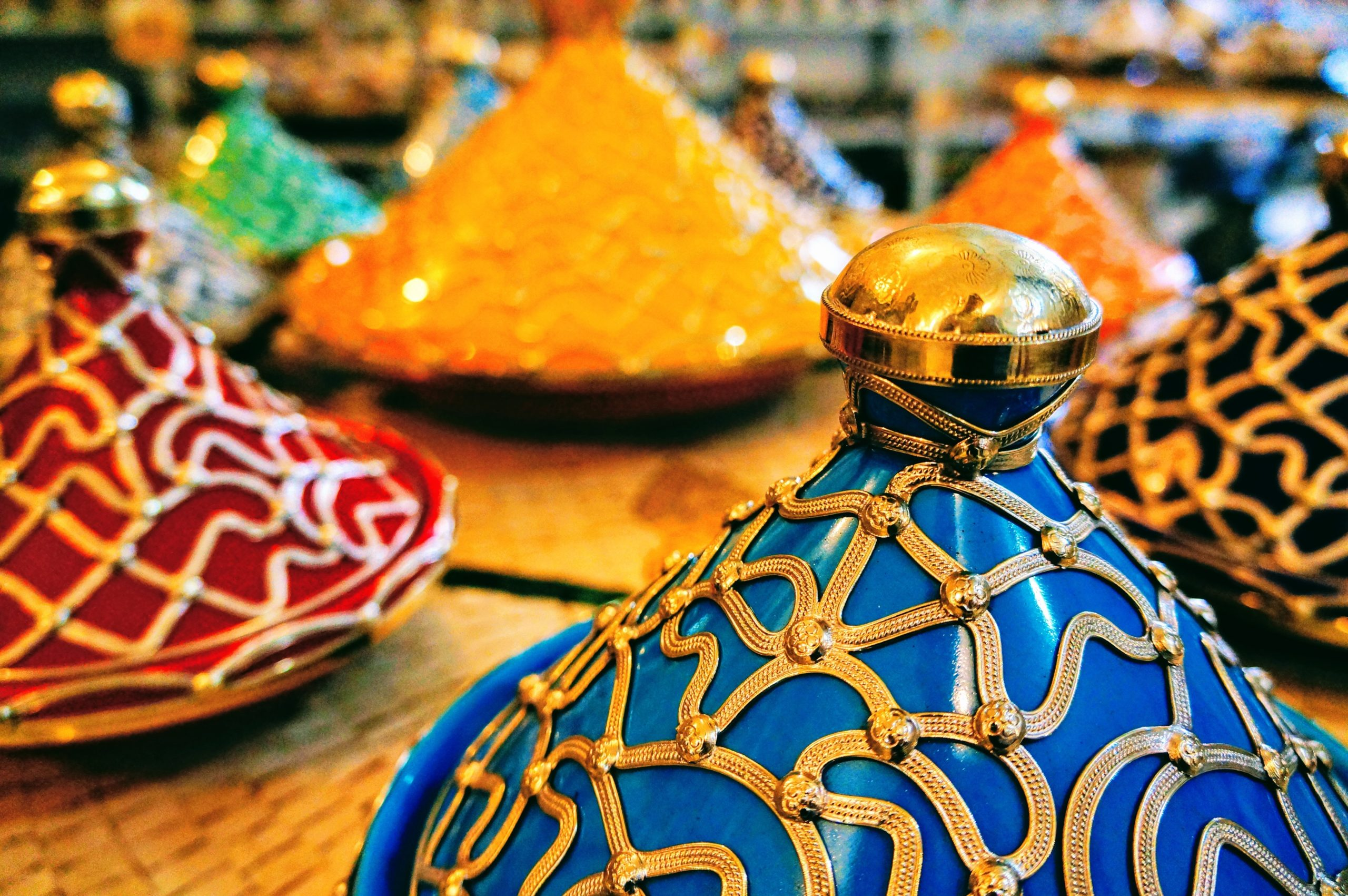 Luxury Tagines for sale
